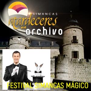 Festival Simancas Mágico Atardeceres en el Archivo Pandora Producciones