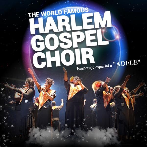 """Pandora Producciones - Harlem Gospel Choir """"Tour Homenaje a Adele"""" - León - 2016"""