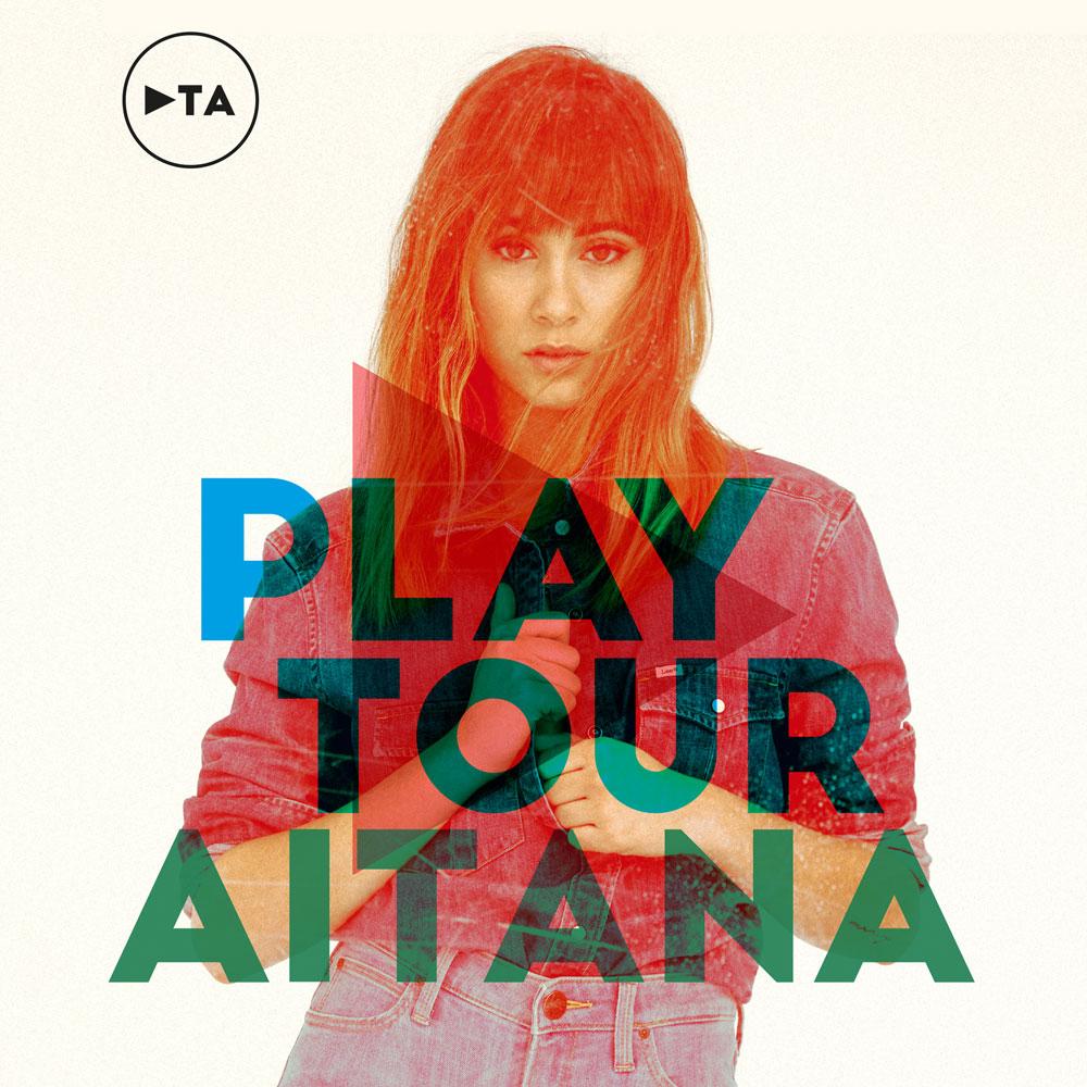 Pandora Producciones - Aitana - Play Tour - Ponferrada - Septiembre - 2019