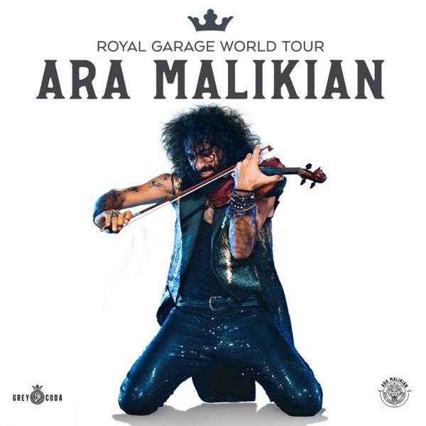 Pandora Producciones - Ara Malikian - Royal Garage World Tour - Atardeceres en el Archivo - Valladolid - Simancas - Junio - 2020