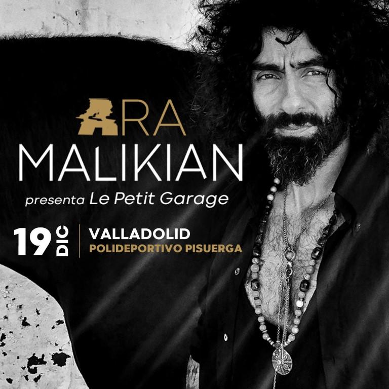 Pandora Producciones - Ara Malikian 'Le Petit Garage' - 2021 - Valladolid