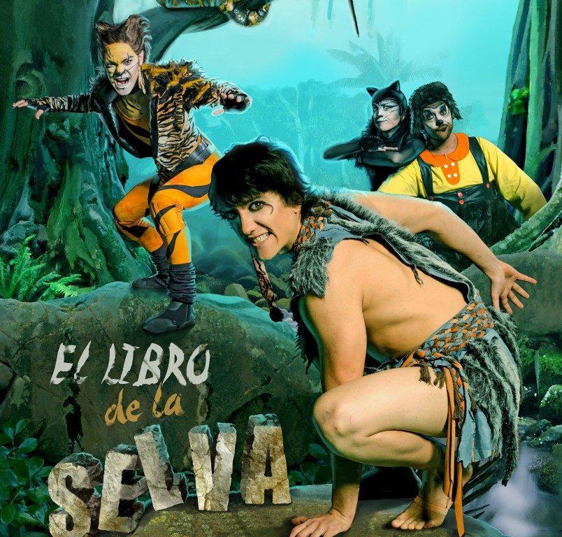 Pandora Producciones - El Libro De La Selva, El Musical - Valladolid - 2016
