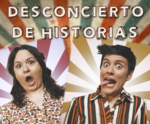 Pandora Producciones - Espectáculos Palencia: FUNDOS Unicaja - Desconciertos de Historias