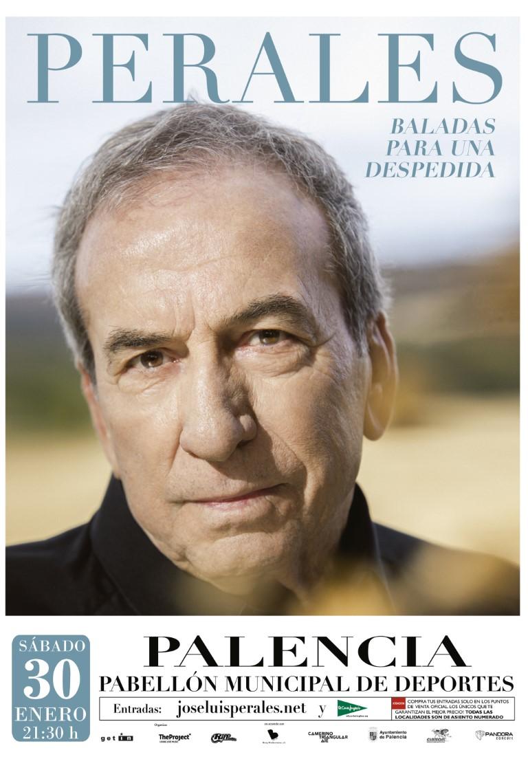 Pandora Producciones - José Luis Perales, 'Baladas para una despedida' - Palencia - Enero - 2021