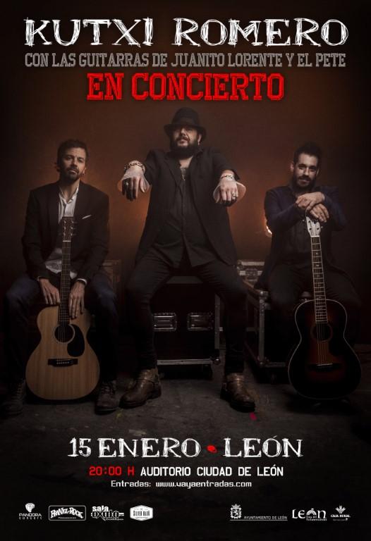 Pandora Producciones - Kutxi Romero - León - Enero - 2021