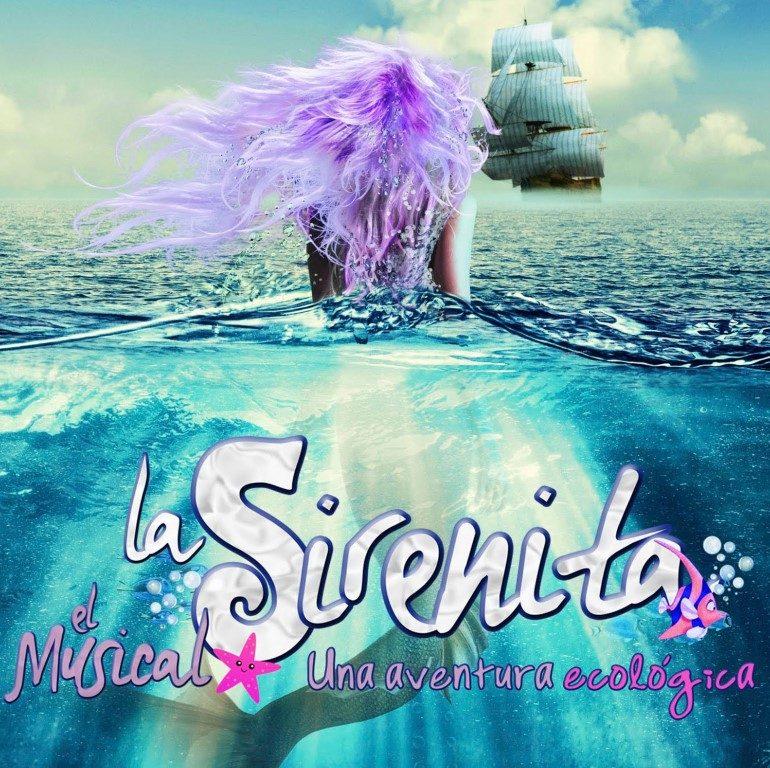 """La Sirenita """"El Musical"""" - León - 2016"""