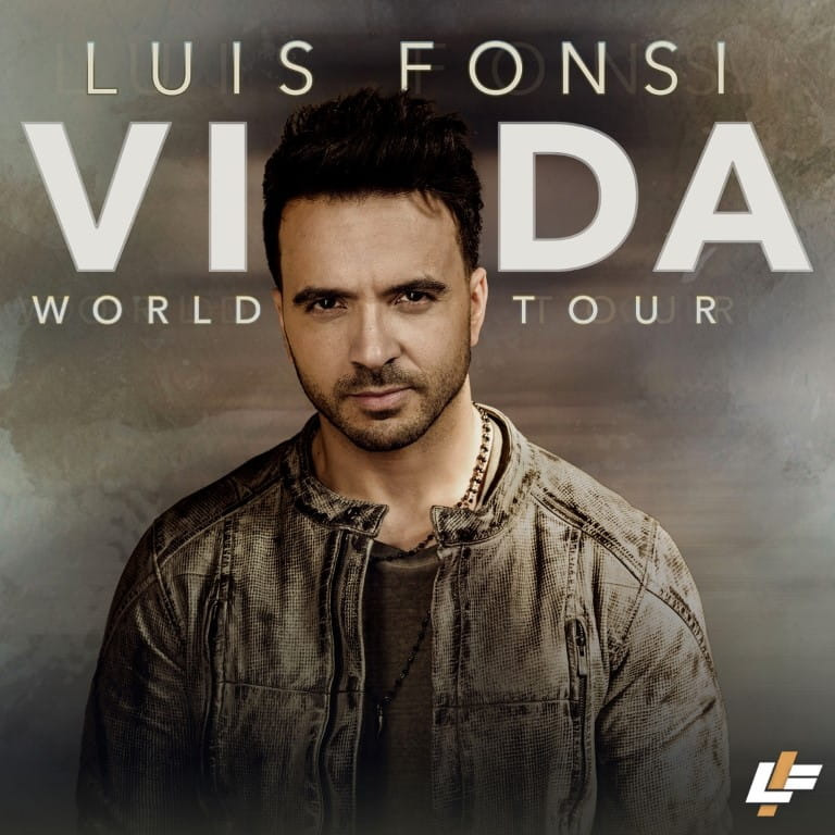Pandora Producciones - Marea - Luis Fonsi - Vida World Tour - Valladolid - Arroyo de la Encomienda - Junio - 2019