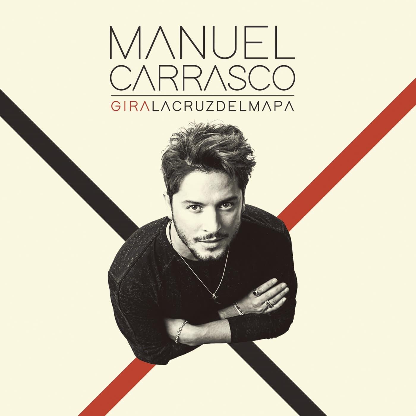 Pandora Producciones - Manuel Carrasco - Gira - La Cruz del Mapa - Valladolid - Mayo - 2019