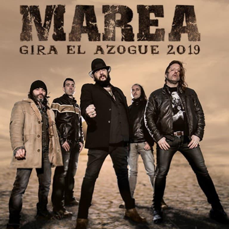 Pandora Producciones - Marea - Gira el Azogue 2019 - Ponferrada