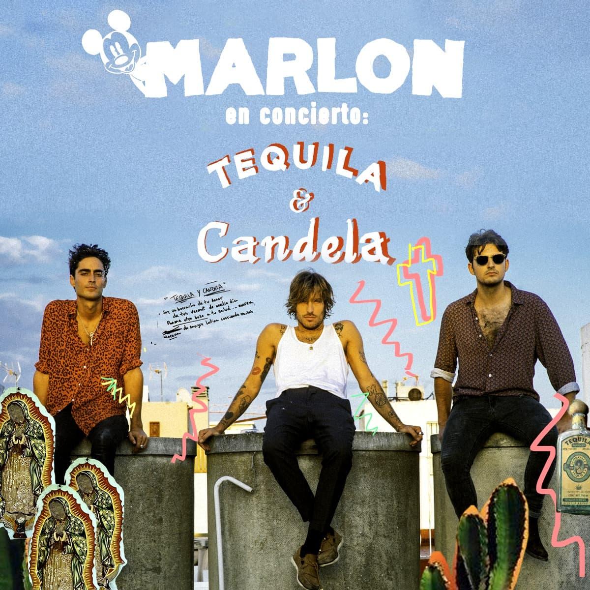 Pandora Producciones - Marlon, Tequila y Candela - Valladolid - Diciembre - 2019