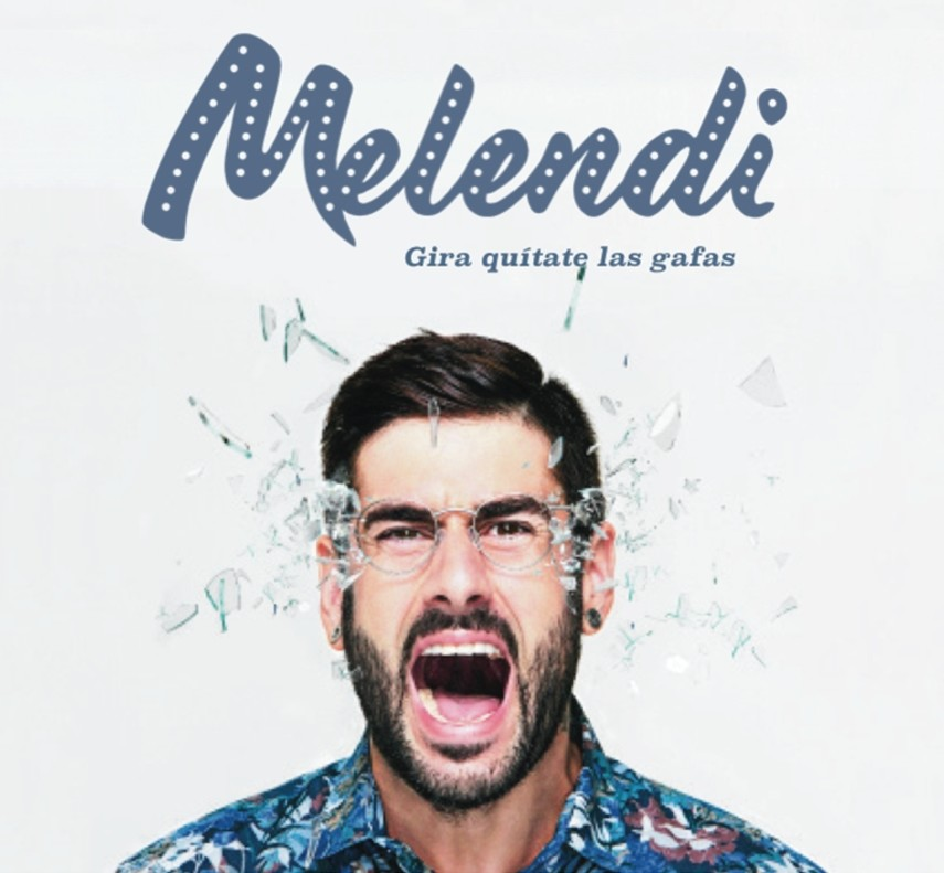 Pandora Producciones - Melendi - Tour Quítate las Gafas - Salamanca - Octubre - 2017