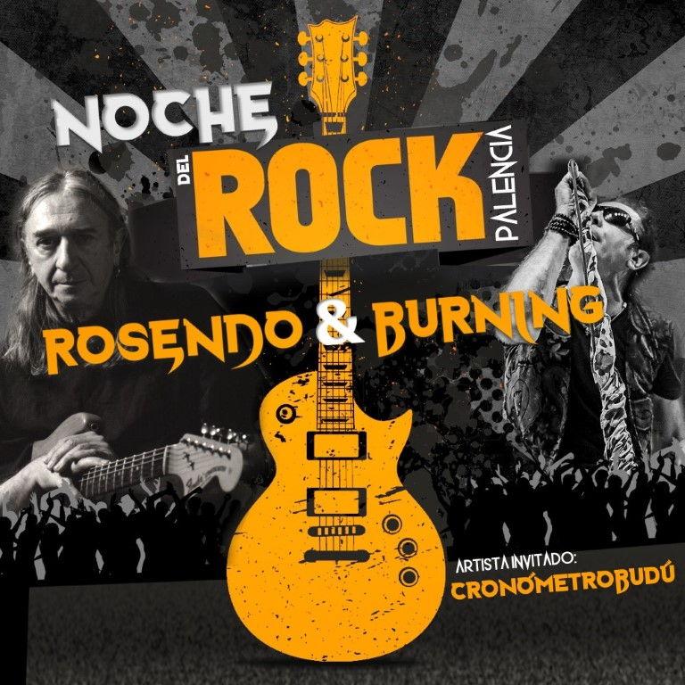 Pandora Producciones - Noche del Rock - Palencia - Noviembre - 2018