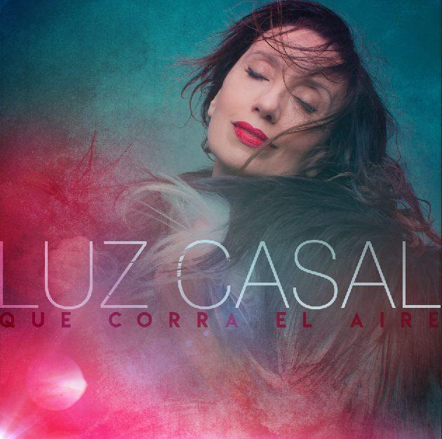 Pandora Producciones - Luz Casal, Gira - Que Corra El Aire - Nuestras Voces - 2018 - Salamanca