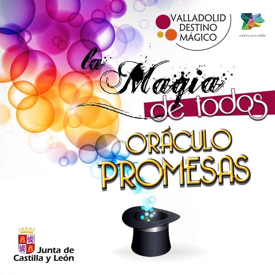 Pandora Producciones - Oráculos Promesas - Valladolid Destino Mágico 2019