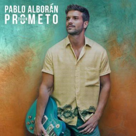 Pandora Producciones - Noches del Pisuerga - Valladolid - 2018 - Pablo Alborán - Tour Prometo