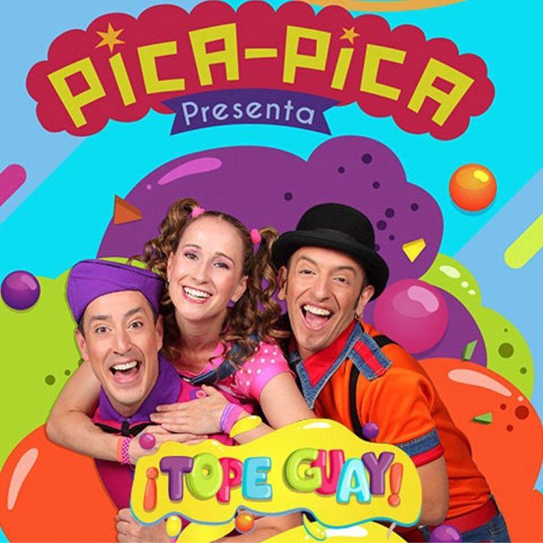 Pandora Producciones - Pica Pica - Tope Guay - Laguna de Duero - Valladolid - Septiembre - 2018