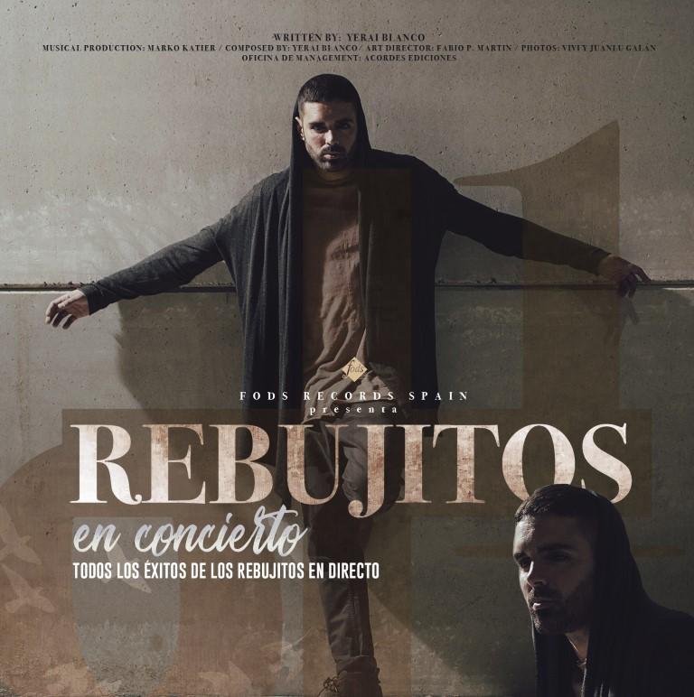 Pandora Producciones - REBUJITOS, en concierto - Valladolid - Noviembre - 2020