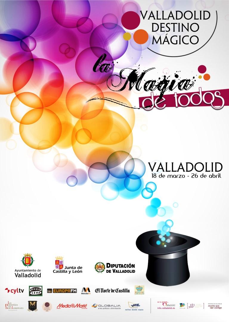 Pandora Producciones - Valladolid Destino Mágico - 2015