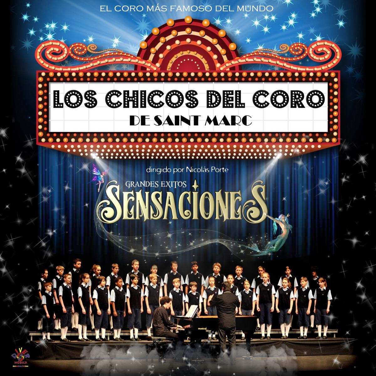Pandora Producciones - Los Chicos del Coro - Gira Sensaciones 2019 - Valladolid - Diciembre - 2019