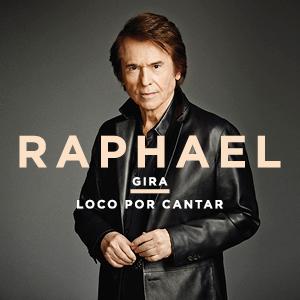 """Raphael Gira """"Loco por cantar"""" Valladolid Pandora Producciones"""