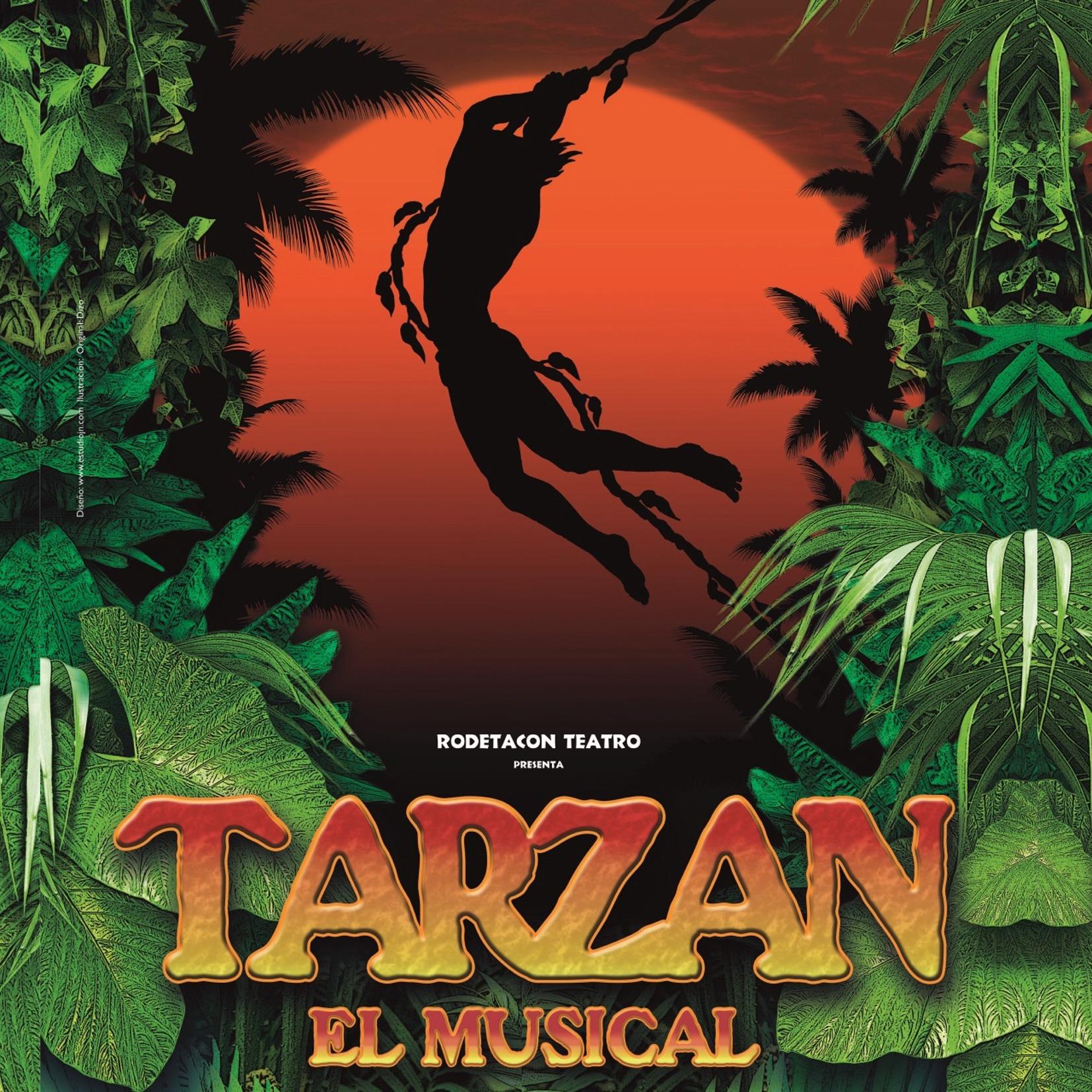 Tarzán, el musical. Pandora Producciones