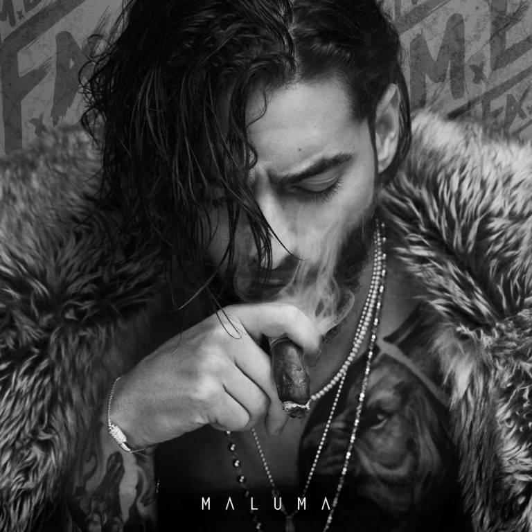 """Pandora Producciones - Maluma lanza su nuevo álbum """"F.A.M.E."""" que presentará en seis ciudades españolas el mes de septiembre"""
