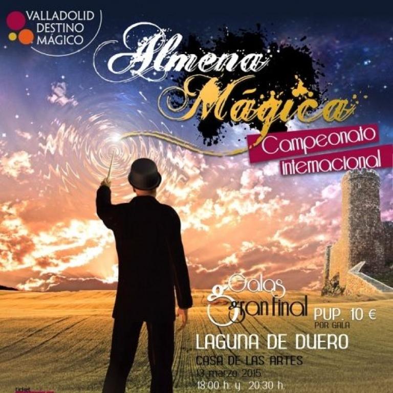 Pandora Producciones - Almenara Mágica - Laguna de Duero - 2015