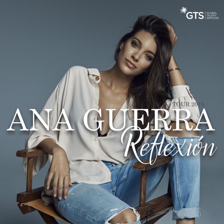 """ANA GUERRA """"REFLEXIONES TOUR 2019"""" Ávila - Pandora Concert"""