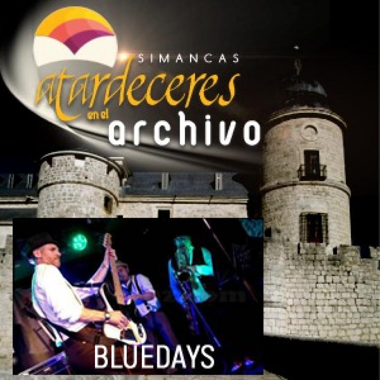 Bluedays Atardeceres en el Archivo de Simancas Pandora Producciones