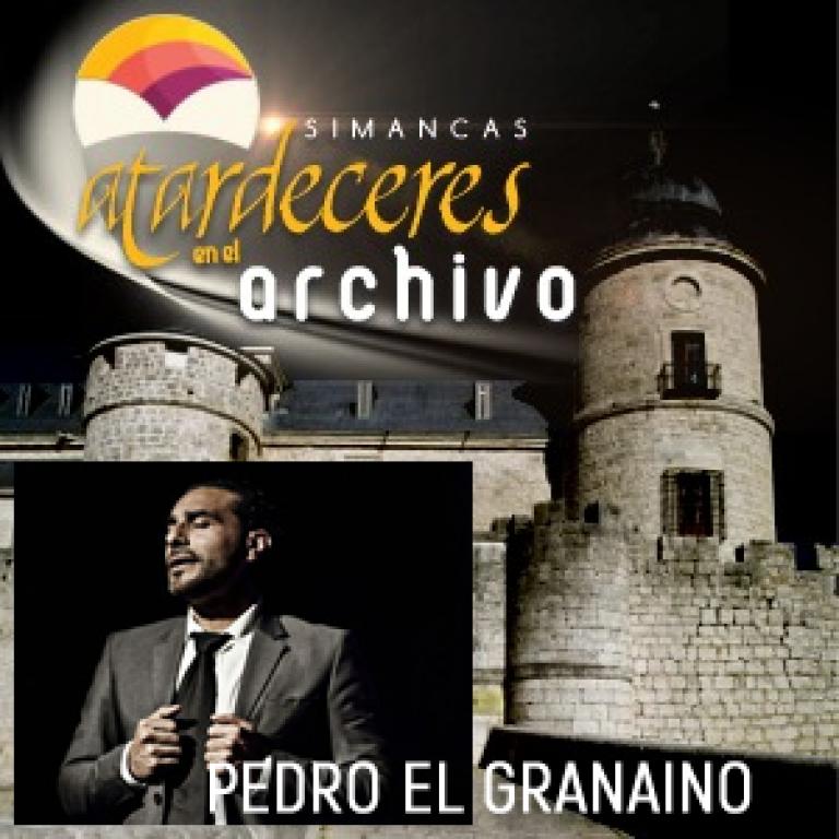 Pedro el Granaino Atardeceres en el Archivo de Simancas Pandora Producciones