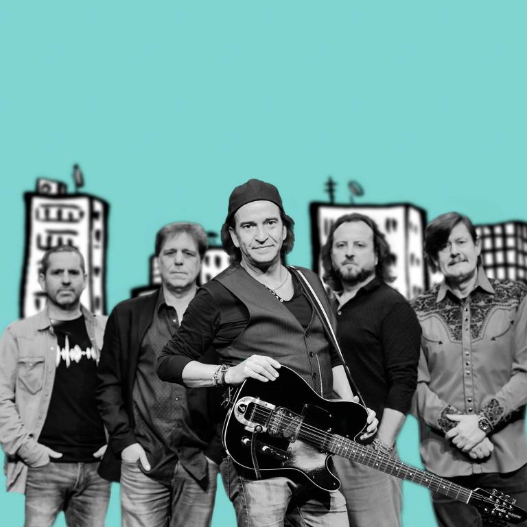 Pandora Producciones - Los Secretos, Tour Una Vida a Tu lado Agosto 2020