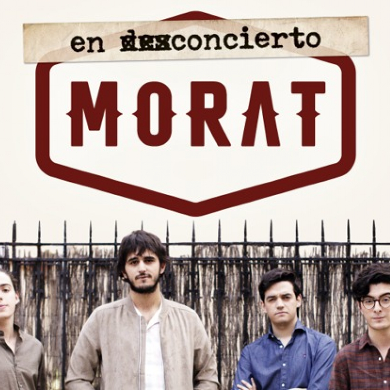 Pandora Producciones - Morat - Tour en DesConcierto - Soria - Agosto - 2017