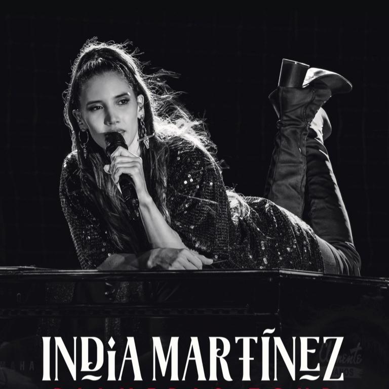 "Pandora Producciones - INDIA MARTINEZ ""PALMERAS TOUR"" - 2021 - Zamora"