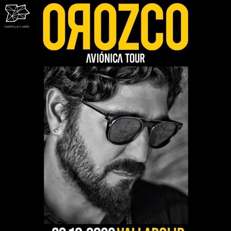 Pandora Producciones - Orozco - Avionica Tour - 2022 - Valladolid