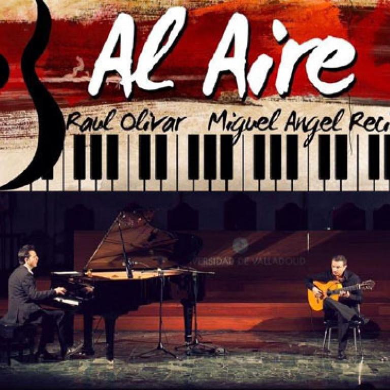 Pandora Producciones - Al Aire - Raúl Olivar & Miguel Angel Recio - Valladolid - Simancas - Junio - 2020
