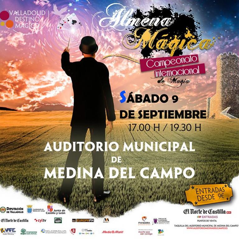 """Pandora Producciones - Campeonato Internacional """"Almena Mágica"""" - Medina del Campo - 2017"""