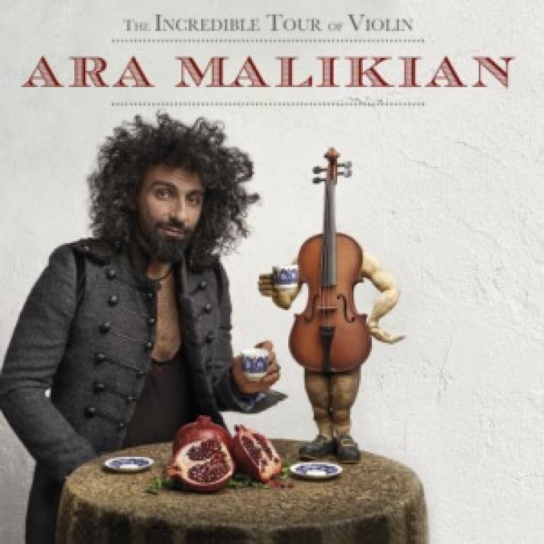 """Pandora Producciones - Ara Malikian """"Tour, La increible historia de violín"""" - Valladolid - Arroyo de la Encomienda - Junio - 2018"""