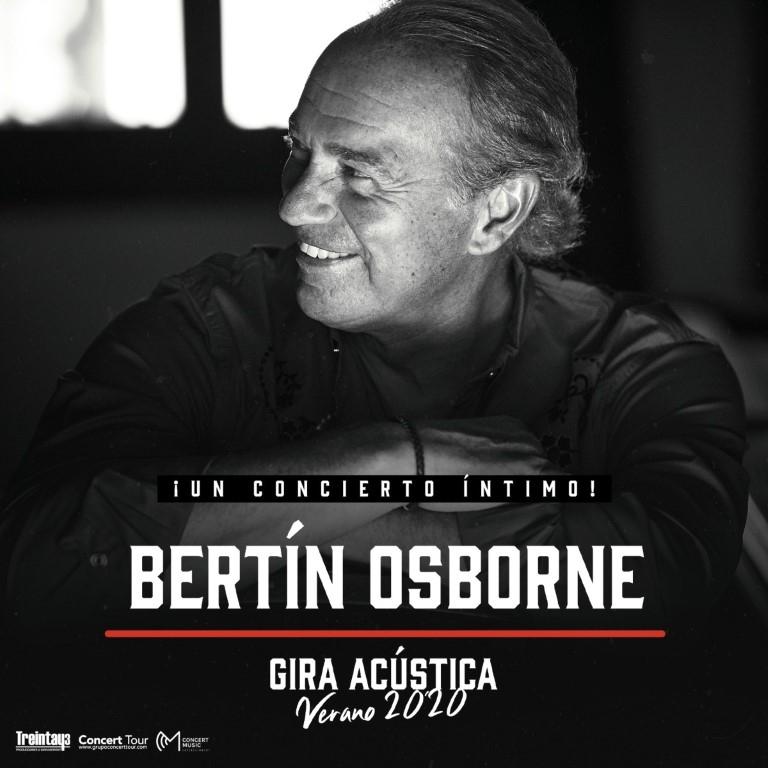 Pandora Producciones - Bertín Osborne - Bertín Osborne - Gira Acústica - Verano 2020 - Valladolid - Simancas - Atardeceres en el Archivo - Agosto - 2020