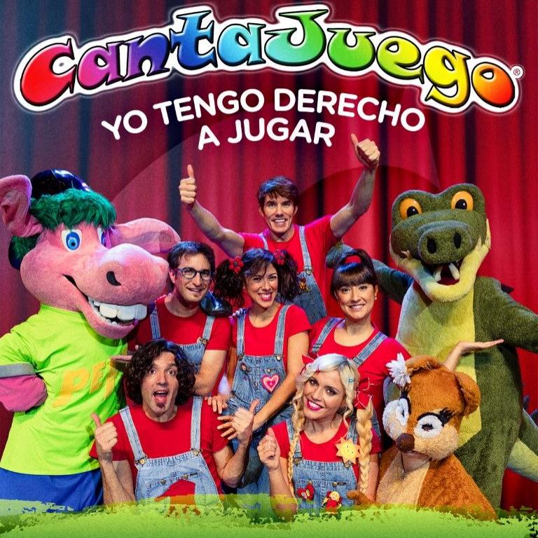 Pandora Producciones - Cantajuego - Yo Tengo Derecho a Jugar - Zamora - Julio - 2018