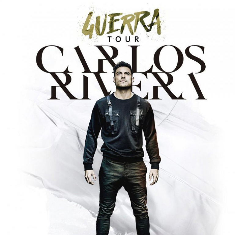 Pandora Producciones - Carlos Rivera - Guerra Tour - Gijón - 2019