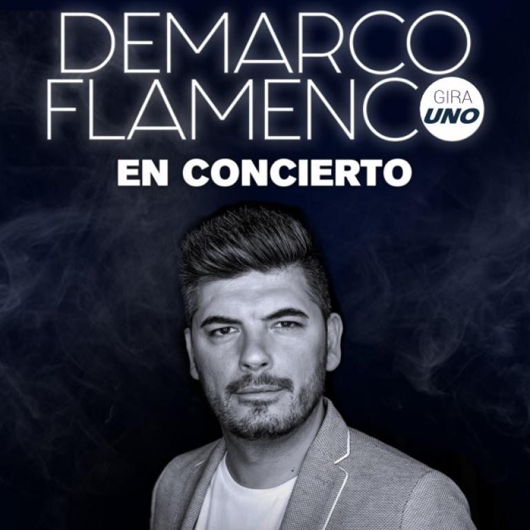 Pandora Producciones - Demarco Flamenco - Gira Uno - Zamora - 2018