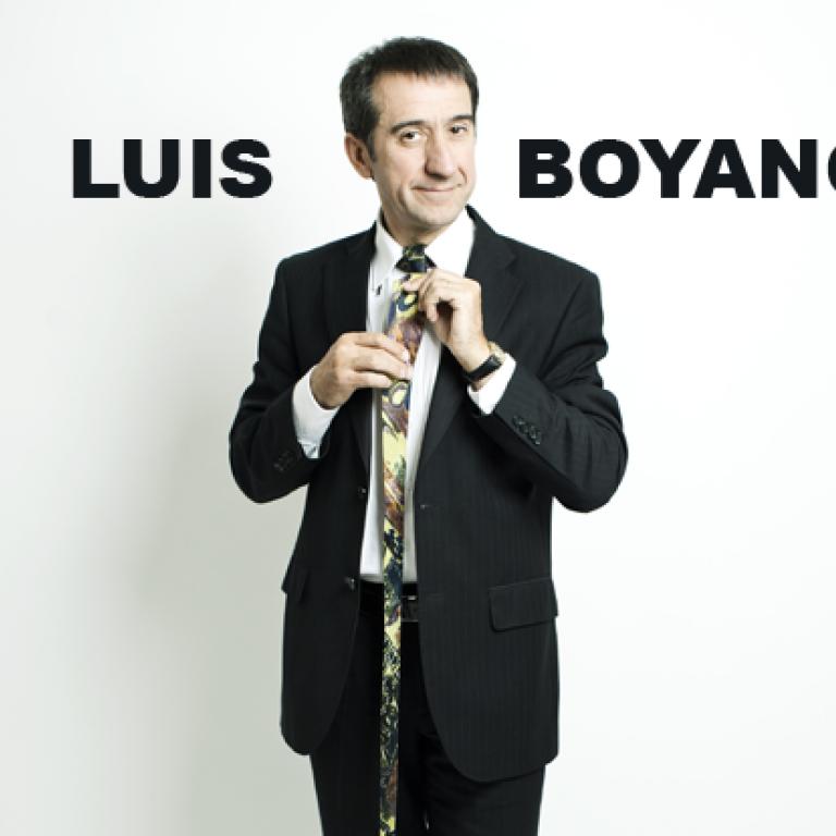 Pandora Producciones - Luis Boyano - Ávila