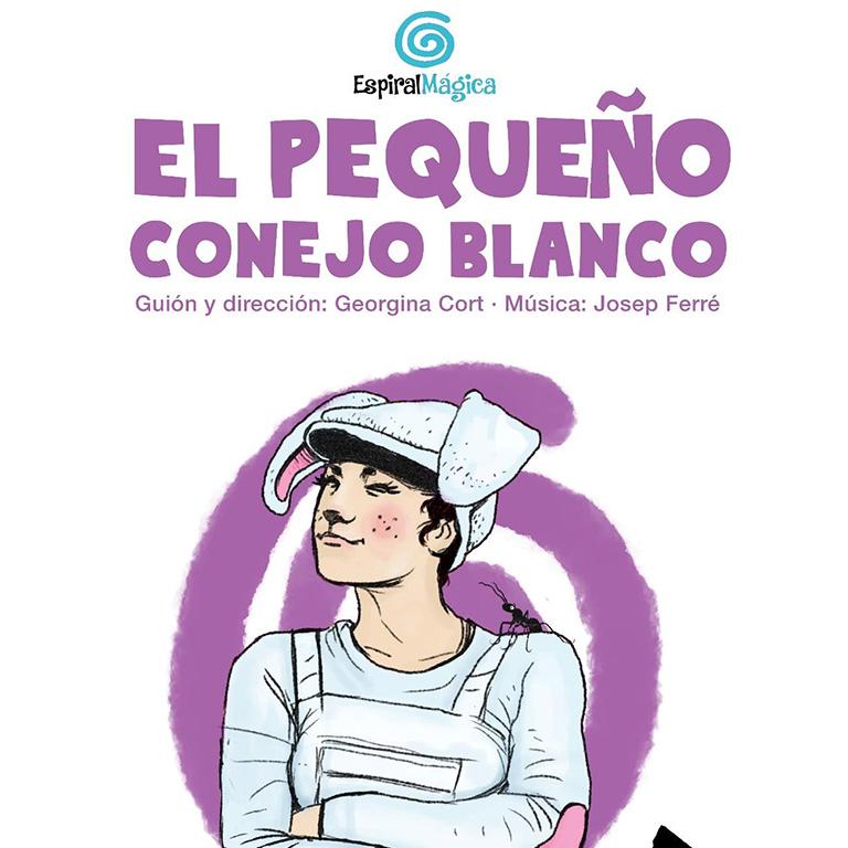 Pandora Producciones - Fundos Forum - 2021 - EL PEQUEÑO CONEJO BLANCO: El Musical (Espectáculo infantil)