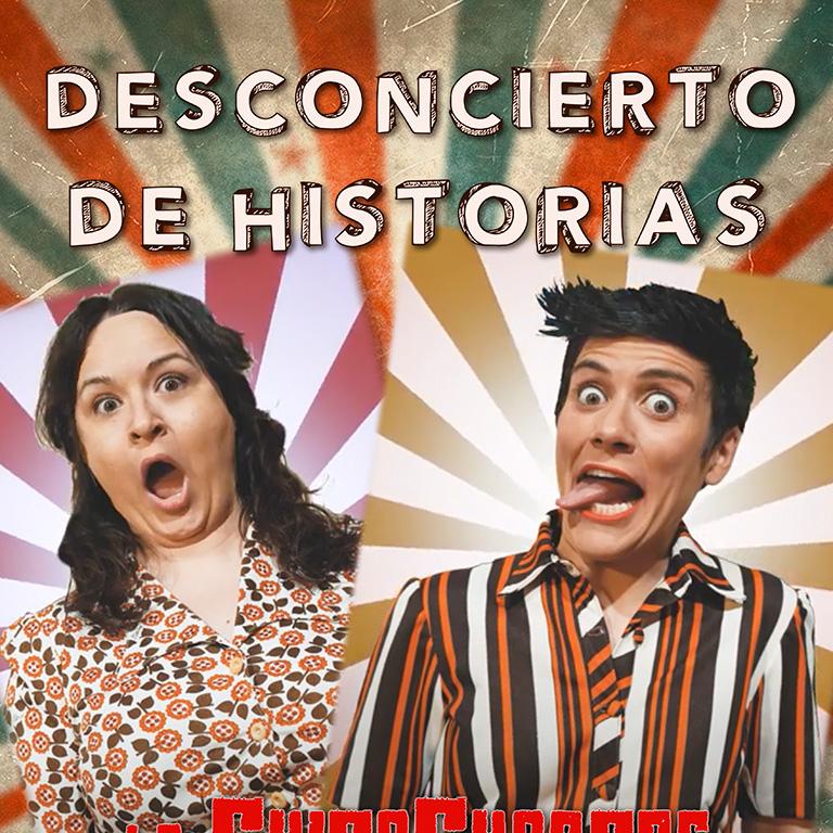 Pandora Producciones - Fundos Forum - 2021 - LA CHICA CHARCOS – DESCONCIERTO DE HISTORIAS (Concierto infantil)