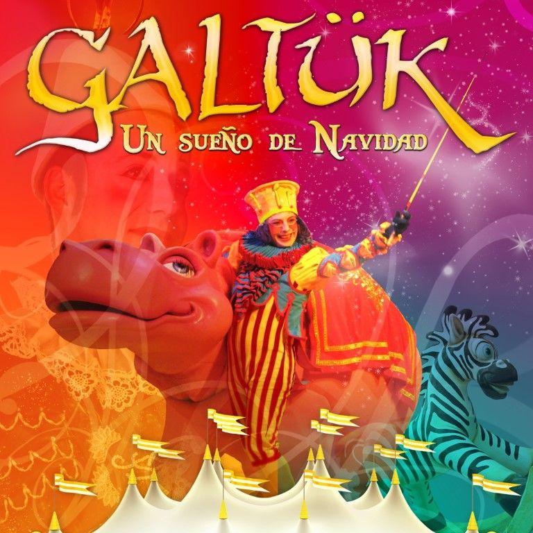 Pandora Producciones - Galtük - Un Sueño de Navidad - Salamanca - Diciembre - 2018