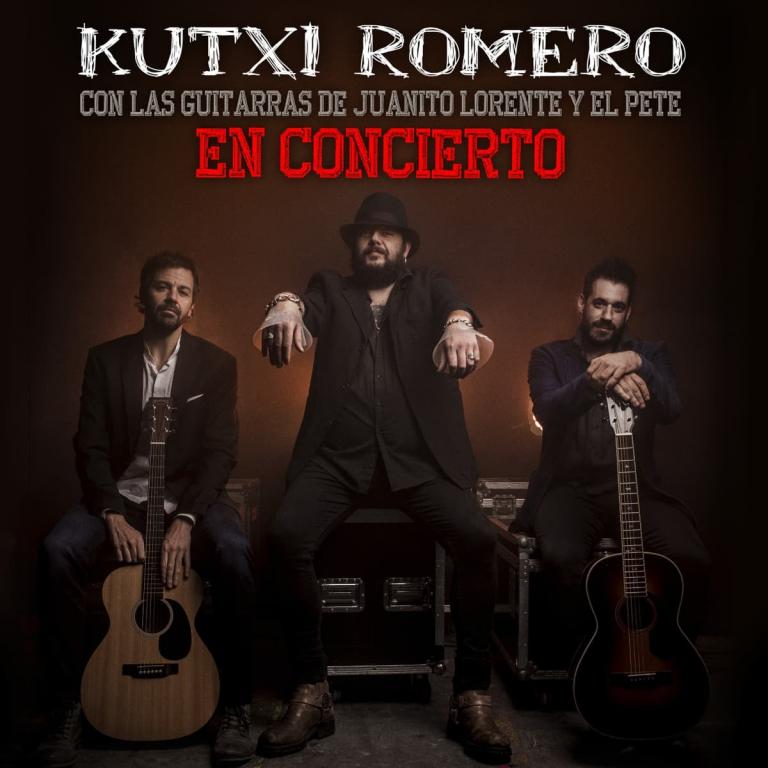 Pandora Producciones - KUTXI ROMERO, En Concierto - Valladolid - Agosto - 2021