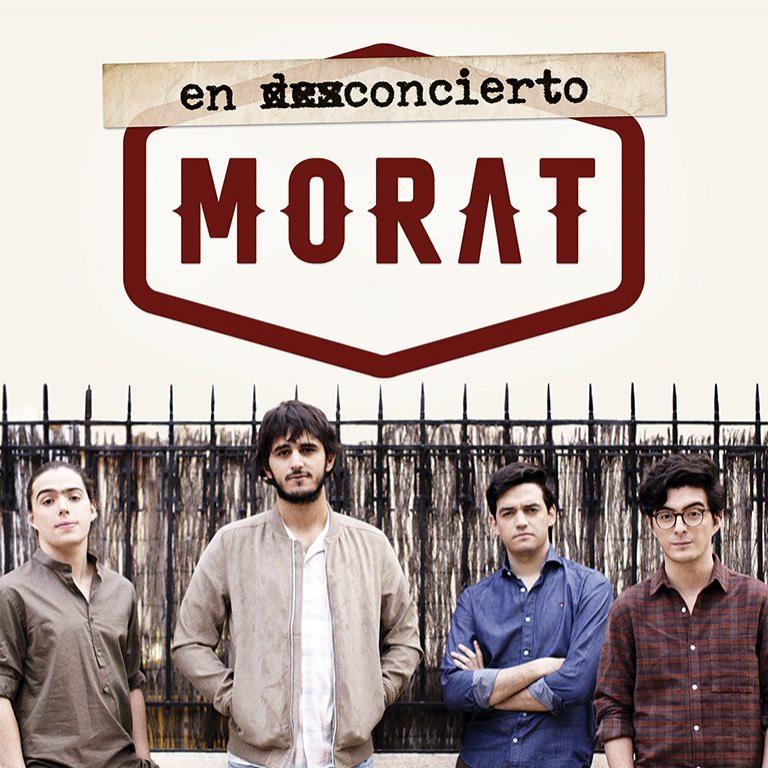 Pandora Producciones - Morat - Tour en DesConcierto - León - Septiembre - 2017