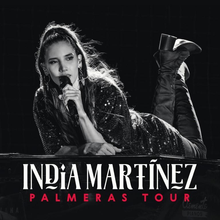 Pandora Producciones - Noches en la Plaza de Soria - 2021 - India Martínez