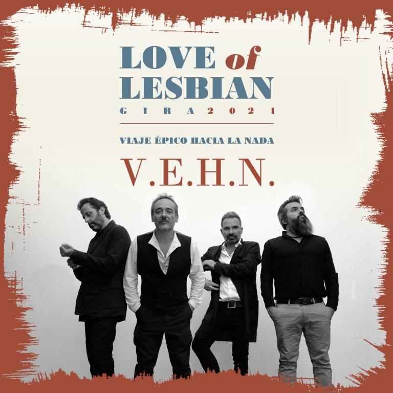 Pandora Producciones - Noches en la Plaza de Soria - 2021 - Love of Lesbian