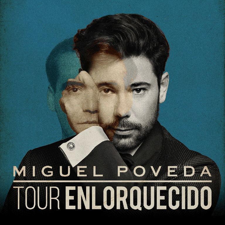 Pandora Producciones - Noches del Pisuerga - Valladolid - 2018 - Miguel Poveda - Tour Enlorquecido